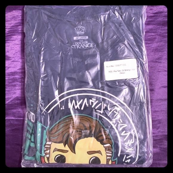Marvel Other - Marvel/Funko Doctor Strange T-Shirt 3XL NEW!